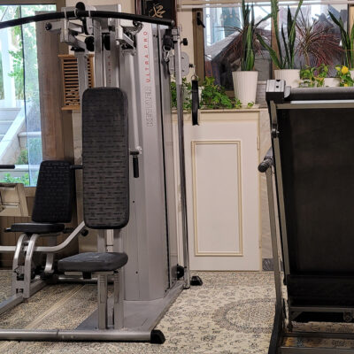 25 - Multi Gym