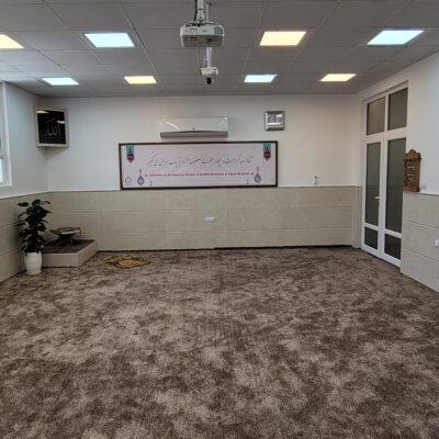 20 - Prayer Hall