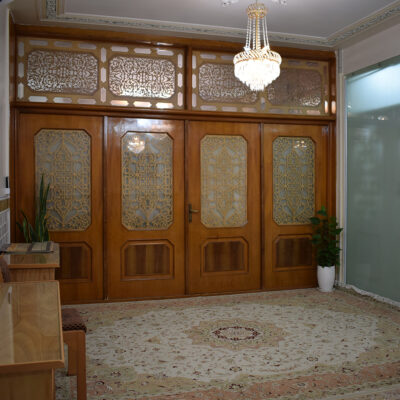 08 - Rectors Office